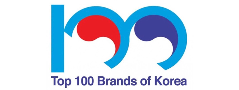 Top 100 brands of Korea
